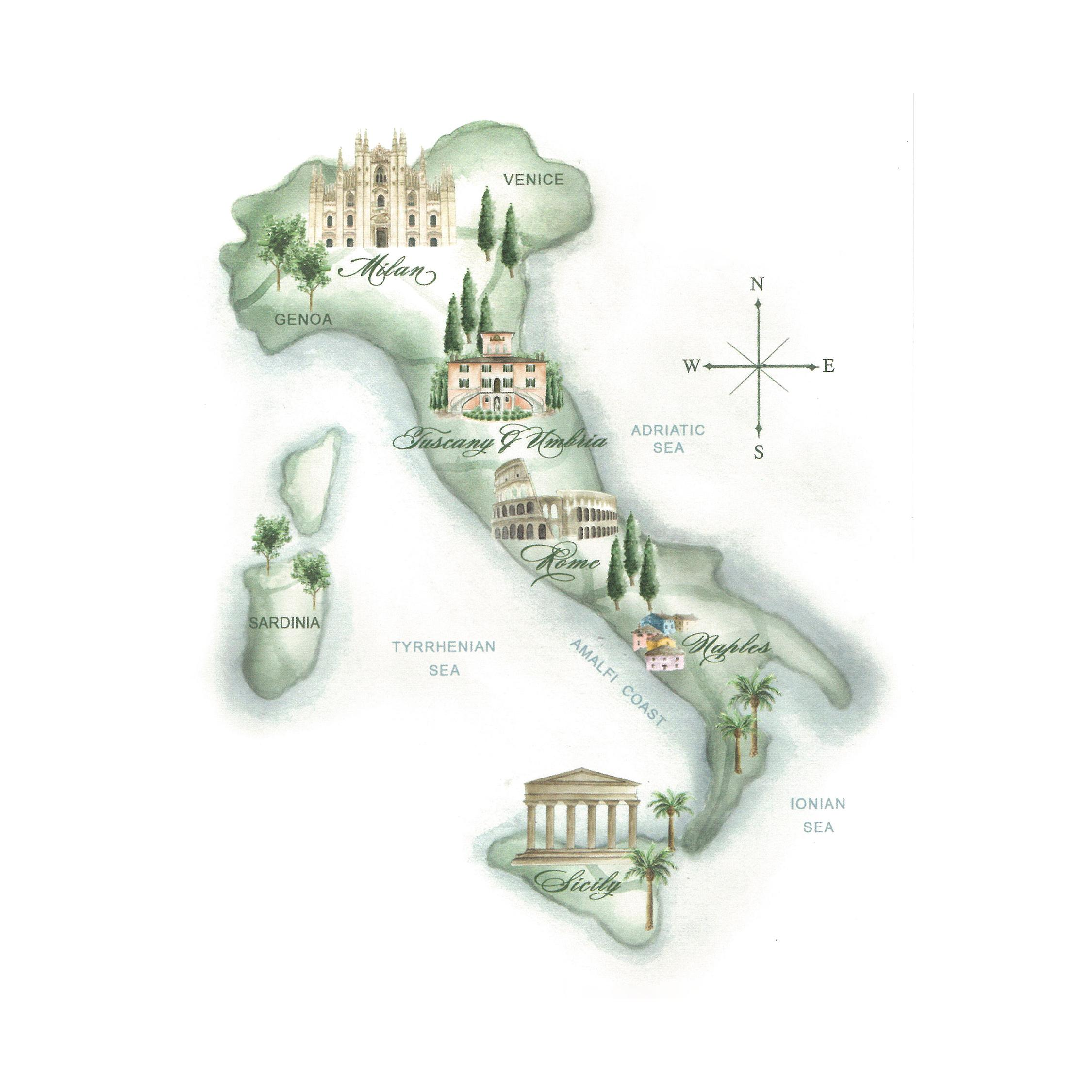 How to get to Villa Valentini Bonaparte, wedding venue between Tuscany & Umbria