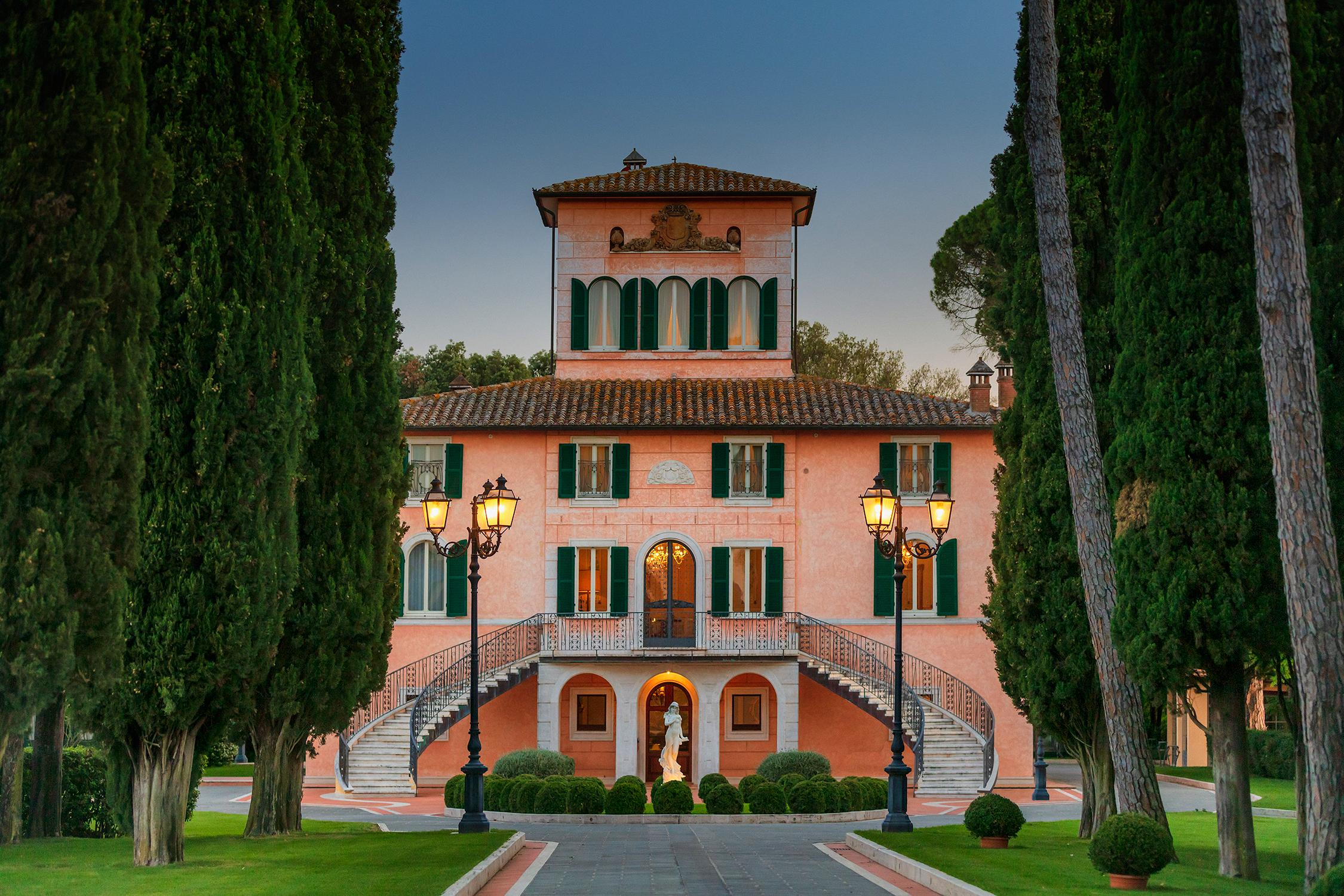 The History of Villa Valentini Bonaparte | Wedding Venue and Suites on the shores of Trasimeno Lake